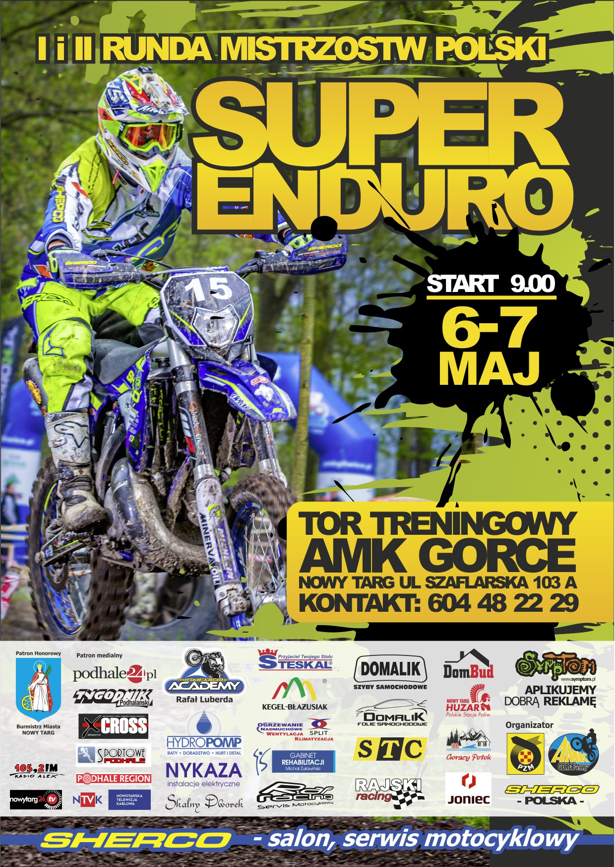 Super Enduro MP 2017
